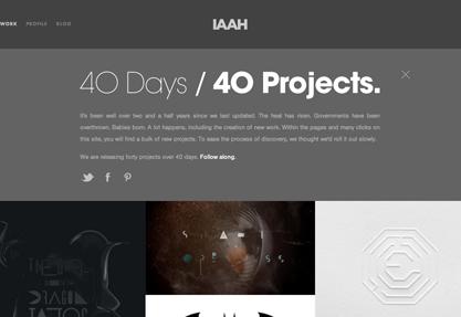 IAAH / iamalwayshungry