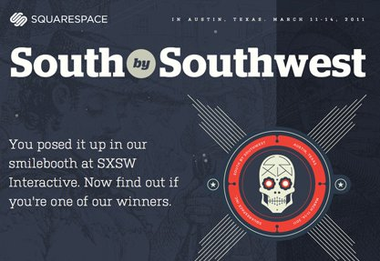 Squarespace SXSW - Home