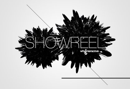 Why Interactive Showreel