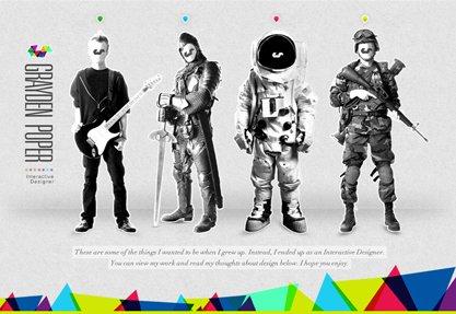 Grayden Poper - Interactive Portfolio