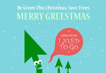 Greestmas Christmas Greeting