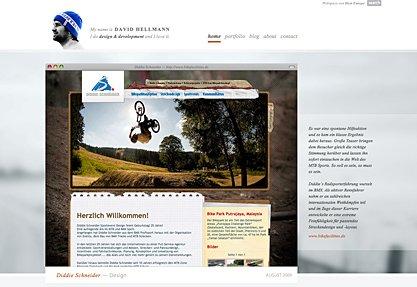 David Hellmann — Grafikdesign & Entwicklung