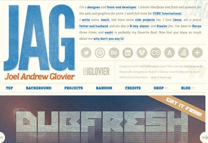 JoelGlovier.com