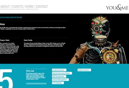 You & Me - Creative Digital Agency