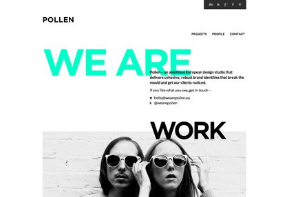 We Are Pollen
