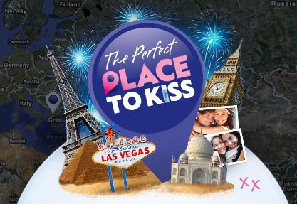 NIVEA's Perfect Place to Kiss