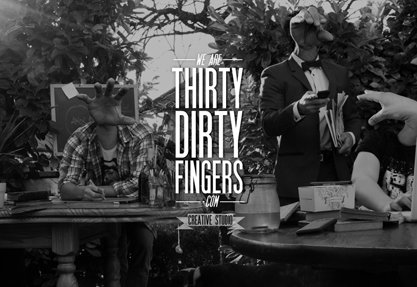 Thirty Dirty Fingers