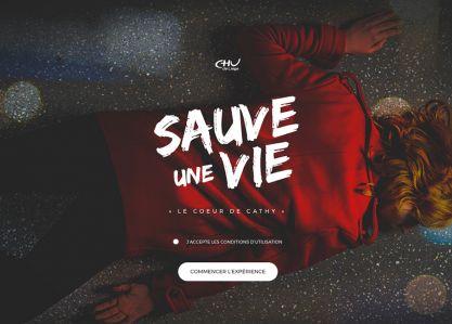 Sauve une vie