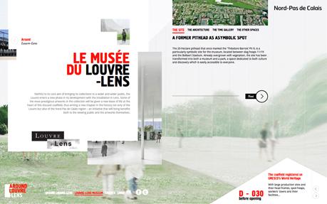 Around Louvre-Lens