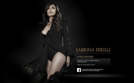 Sabrina ferilli young nude brunette having sex