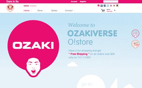 OZAKI Web Store