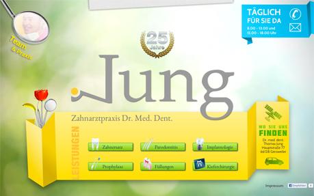 Praxis Dr. med. dent. Jung