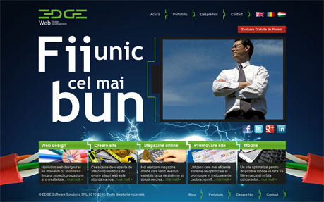 EDGE Web Design Cluj