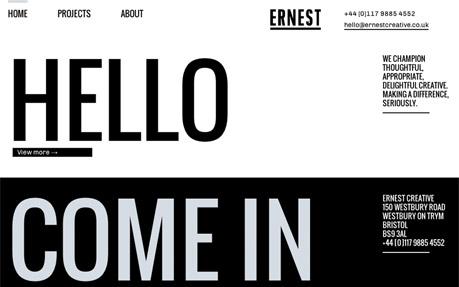 Ernest Creative