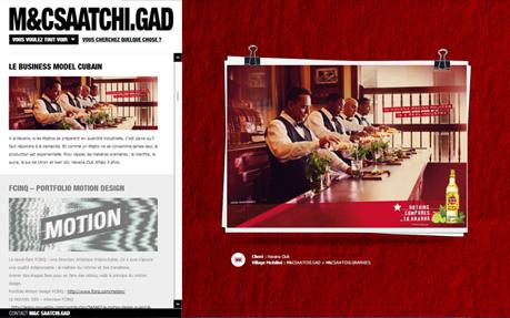 M&C Saatchi GAD