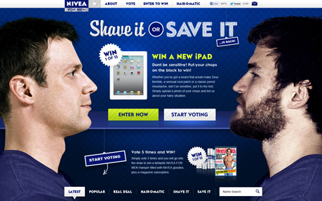 Shave it or Save it