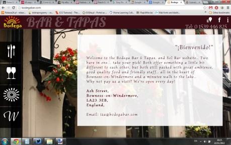 Bodega Tapas & Sol Bar