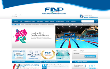 Italian Paralympic Swimming Federation