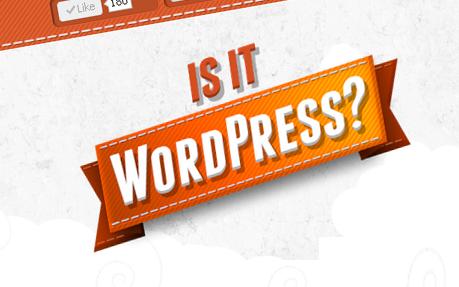 Is it WordPress?