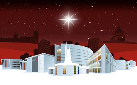 Lancaster University Christmas