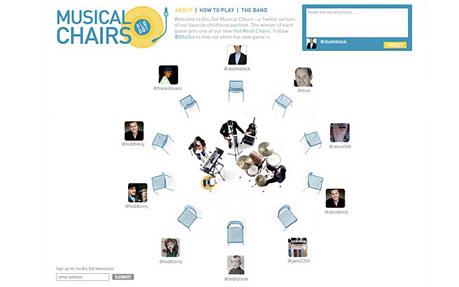 Blu Dot Musical Chairs