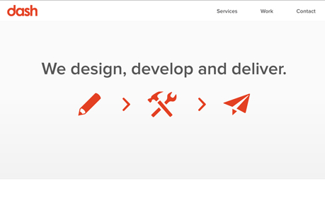 Dash - Creative Branding