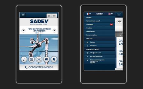 Sadev Mobile