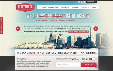 RedStamp.Ca Web Agency