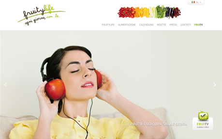 Fruitylife, with you every day