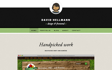 David Hellmann — Design & Dev