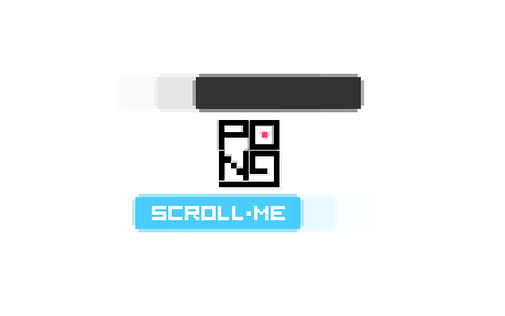 pongScroll-Me