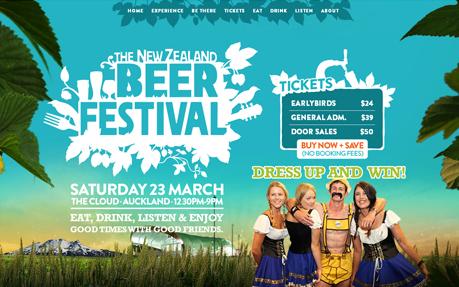 New Zealand Beer Festival