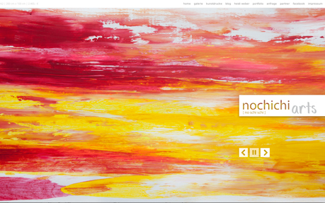 nochichi arts - by Heidi Weber