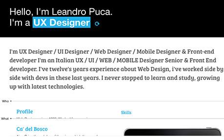www.leandropuca.it