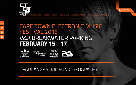 Cape Town Electronic Music Fest