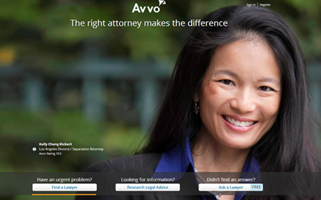 Avvo.com - The right attorney makes the difference