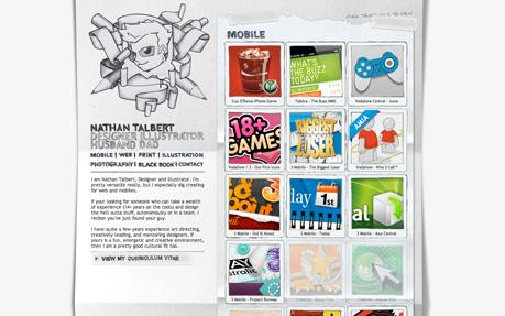 Nathan Talbert Design Portfolio