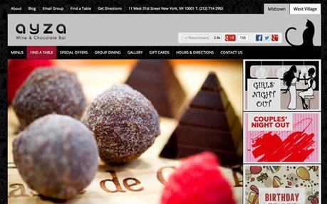 Ayza Wine & Chocolate Bar