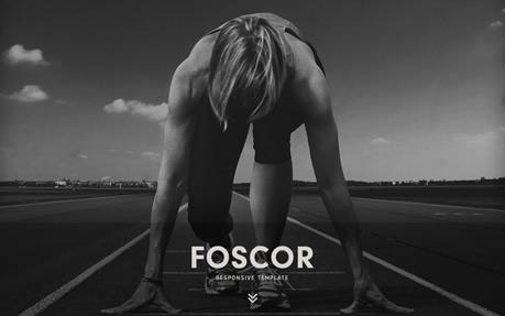Foscor - Responsive Template