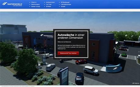 Waterworld Car Care Center