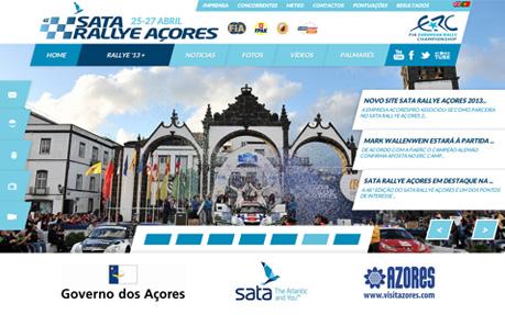 Sata Rallye Azores