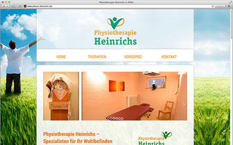 Physiotherapie Heinrichs