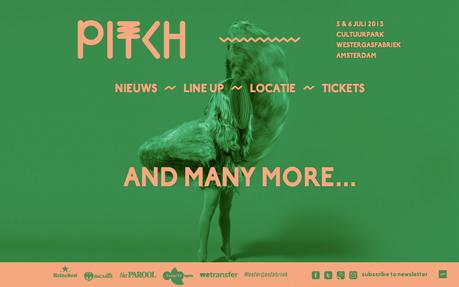 Pitch Festival 2013