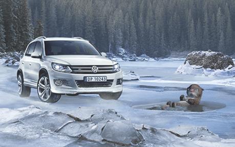 Volkswagen Winter Campaign
