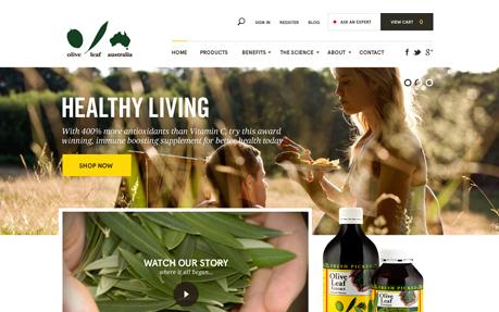 Olive Leaf Australia