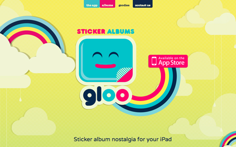 Gloo Sticker Albums