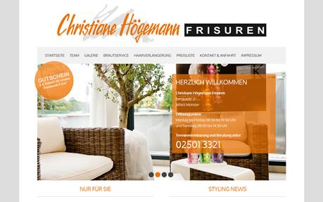 Christiane Högemann Frisuren