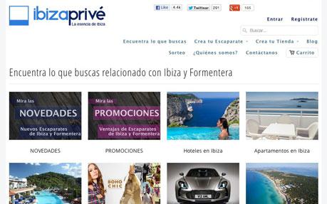 Ibiza Privé