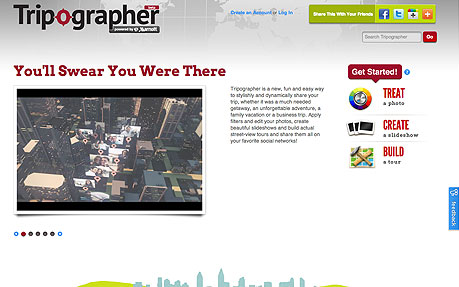Tripographer