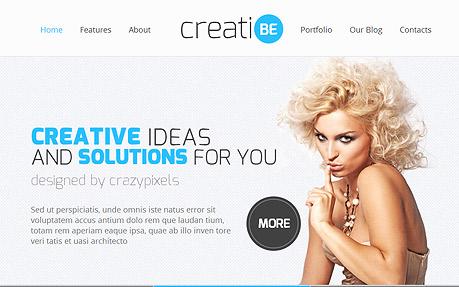 CreatiBE Portfolio